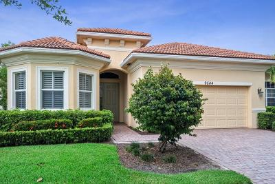 Saint Lucie West Single Family Home For Sale: 9544 SW Nuova Way