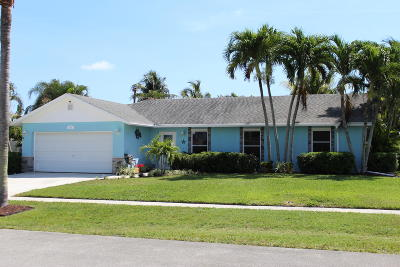 Royal Palm Beach Single Family Home For Sale: 111 Segovia Avenue