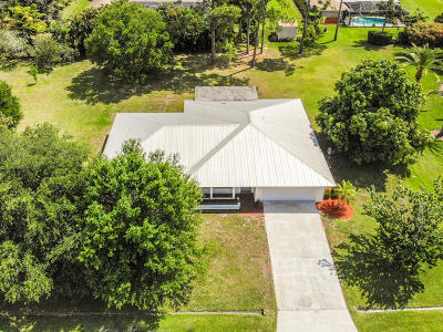 Port Saint Lucie Single Family Home For Sale: 1829 SE Adair Road