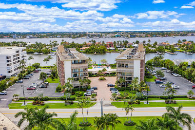 Palm Beach Condo For Sale: 3545 S Ocean Palm Beach #212