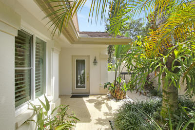 Jupiter Single Family Home For Sale: 106 Ocean Pines Terrace