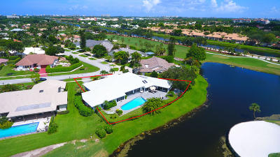 Delray Beach Single Family Home For Sale: 16860 Silver Oak Circle