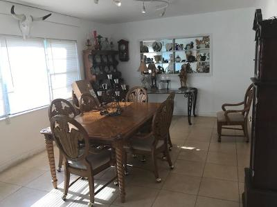 Lantana Single Family Home For Sale: 120 11th Street