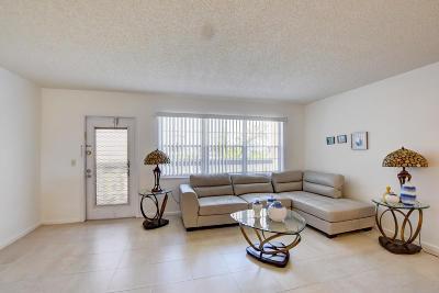 Boca Raton Condo For Sale: 4072 Yarmouth D