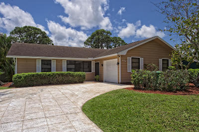 Port Saint Lucie Single Family Home For Sale: 674 SE Ron Rico Terrace