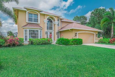 Single Family Home For Sale: 1333 SW Del Rio Boulevard