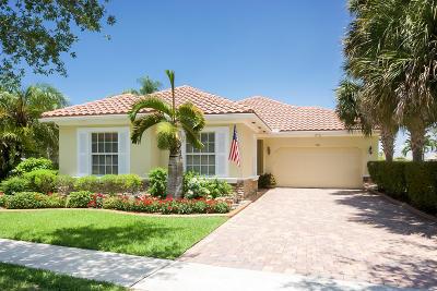 Boynton Beach Single Family Home For Sale: 9846 Cobblestone Creek Drive