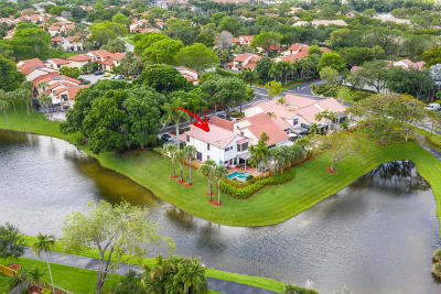 Boca Raton Single Family Home For Sale: 5608 Amersham Way