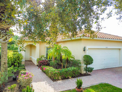 Port Saint Lucie Single Family Home For Sale: 385 NW Granville Street