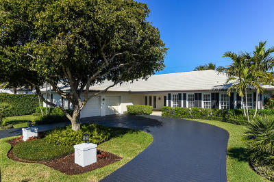 Palm Beach Rental For Rent: 249 Sandpiper Drive