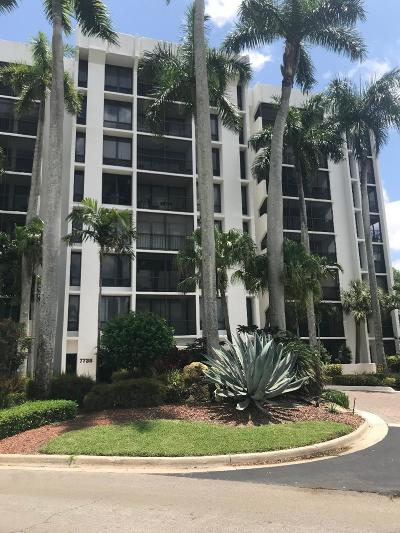 Boca Raton Condo For Sale: 7738 Lakeside Boulevard #321