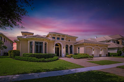 Boynton Beach Single Family Home For Sale: 9963 Equus Circle