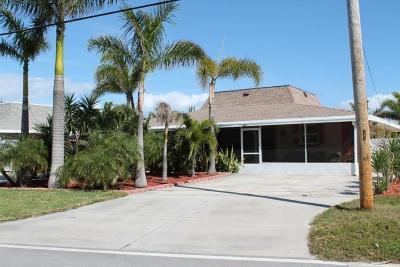 Fort Pierce Single Family Home For Sale: 462 Hernando Street