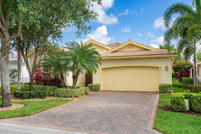 Lake Worth Single Family Home For Sale: 8255 Playa Del Sur Boulevard