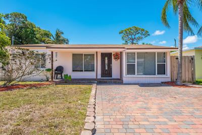 Fort Lauderdale Single Family Home For Sale: 310 NW 53rd Street