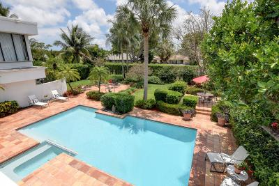 Boca Raton Single Family Home For Sale: 6720 S Grande Drive