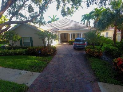 Palm Beach Gardens Single Family Home For Sale: 402 Fonseca