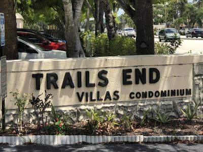 Palm Beach Gardens Condo For Sale: 10789 Military Trail #5