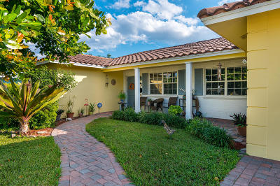 Boca Raton Single Family Home For Sale: 1160 SW 10th Street