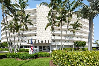 Palm Beach Rental For Rent: 2505 S Ocean Boulevard #2150