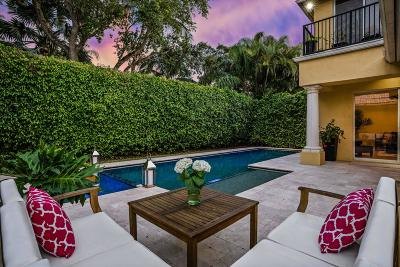 North Palm Beach Single Family Home For Sale: 742 Maritime Way