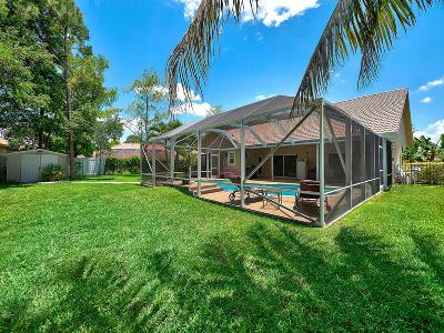 Wellington Single Family Home For Sale: 13775 Callington Drive