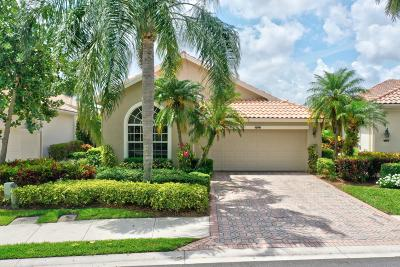 Palm Beach Gardens Single Family Home For Sale: 1016 Diamond Head Way
