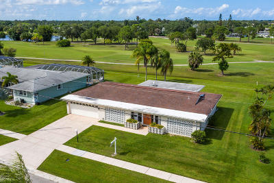 St Lucie County Single Family Home For Sale: 3004 SE Overbrook Drive