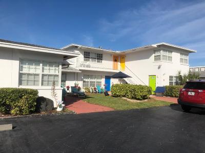 Fort Lauderdale Multi Family Home For Sale: 2855 NE 30th Street #1-6