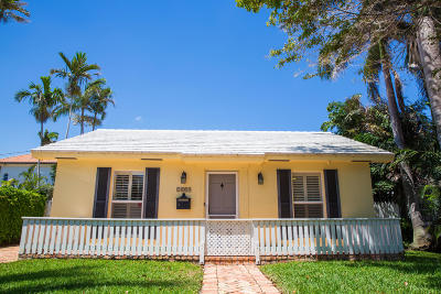 Delray Beach Single Family Home For Sale: 1009 Nassau Street