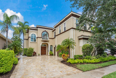 Delray Beach Single Family Home For Sale: 16315 Via Venetia W