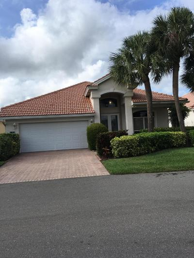 Saint Lucie West Single Family Home For Sale: 616 NW Lambrusco Drive