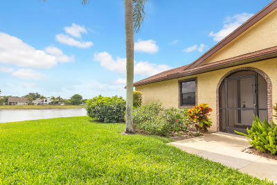 Boca Raton Single Family Home For Sale: 23308 Barlake Drive #72