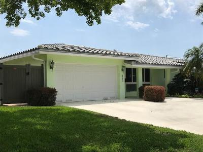Pompano Beach Single Family Home For Sale: 410 SE 5th Terrace