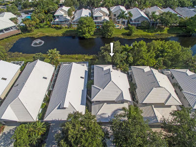 Palm Beach Gardens Single Family Home For Sale: 272 Canterbury Drive W
