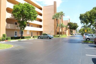 Boca Raton Condo For Sale: 6461 NW 2nd Avenue #211
