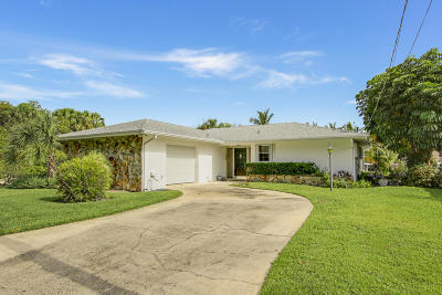 Hypoluxo Single Family Home For Sale: 106 Periwinkle Drive