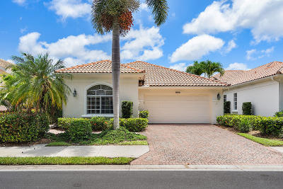 Palm Beach Gardens Single Family Home For Sale: 1043 Diamond Head Way