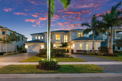 Delray Beach Single Family Home For Sale: 9560 Balenciaga Court