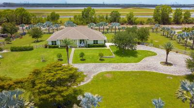 Loxahatchee Single Family Home For Sale: 19986 Black Falcon Road