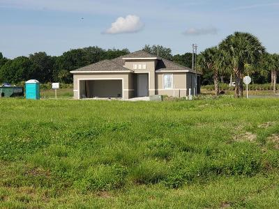 Fort Pierce Single Family Home For Sale: 5508 Imagination Drive