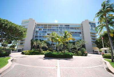 Miami-Dade County Condo For Sale: 600 Grapetree Drive #9es