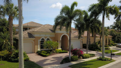 Delray Beach Single Family Home For Sale: 8863 Valhalla Drive