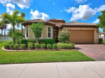 Tradition Single Family Home For Sale: 12081 SW Oakwater Court