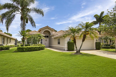St Lucie County Single Family Home For Sale: 7732 Greenbrier Circle