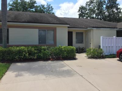 Boca Raton Single Family Home For Sale: 18561 Cherborg Drive
