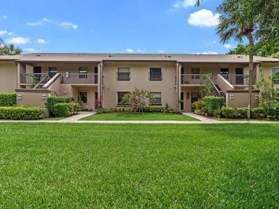 Boca Raton Condo For Sale: 8337 Boca Glades Boulevard E