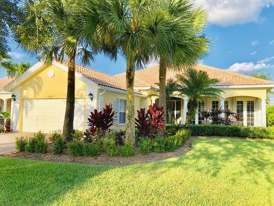 Palm Beach Gardens Single Family Home For Sale: 8886 Oldham Way