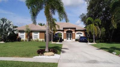 Lake Worth Single Family Home For Sale: 4530 Hunting Trail
