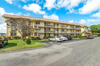 Plantation Condo For Sale: 5335 NW 10th Court #203